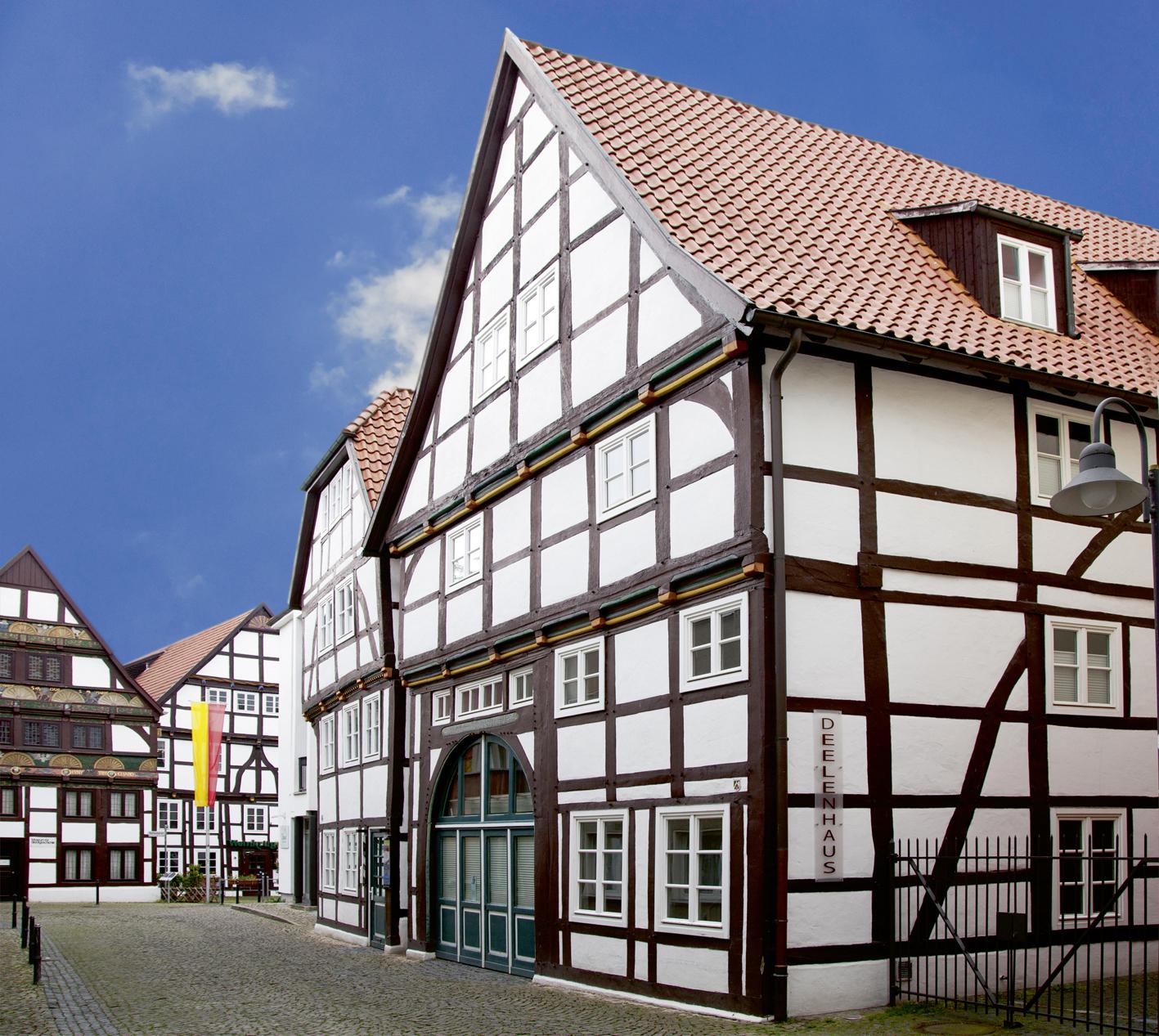 Deelenhaus Paderborn Außenansicht