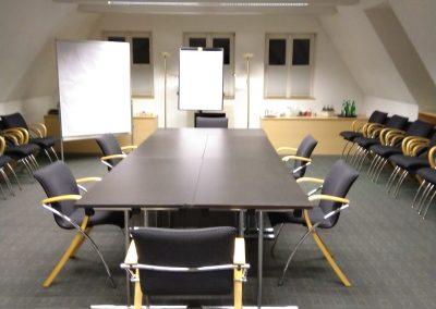 Der große Tagungsraum